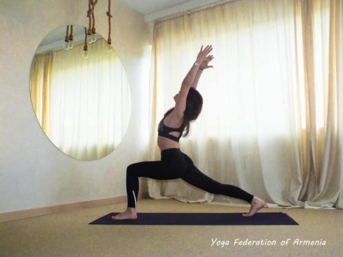 yoga federation 8