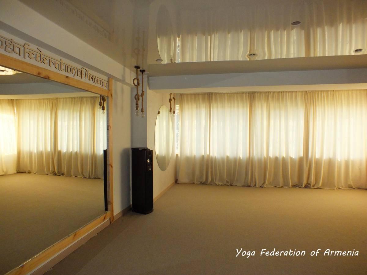 yoga federation 5